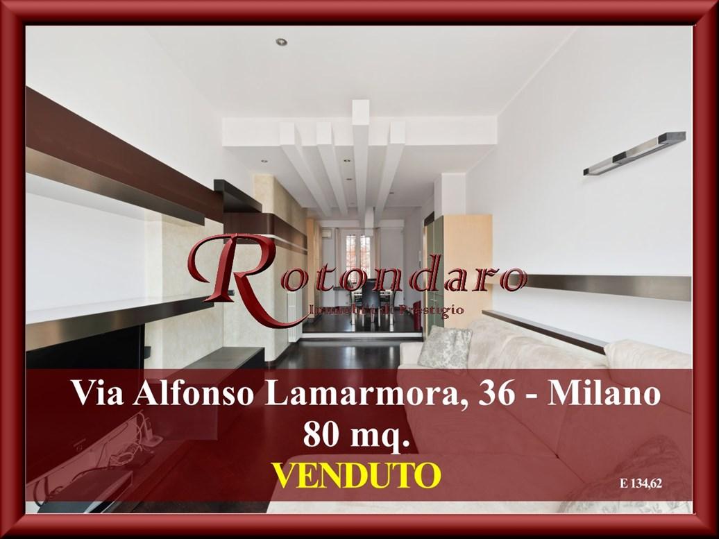 , Via Lamarmora, Milano