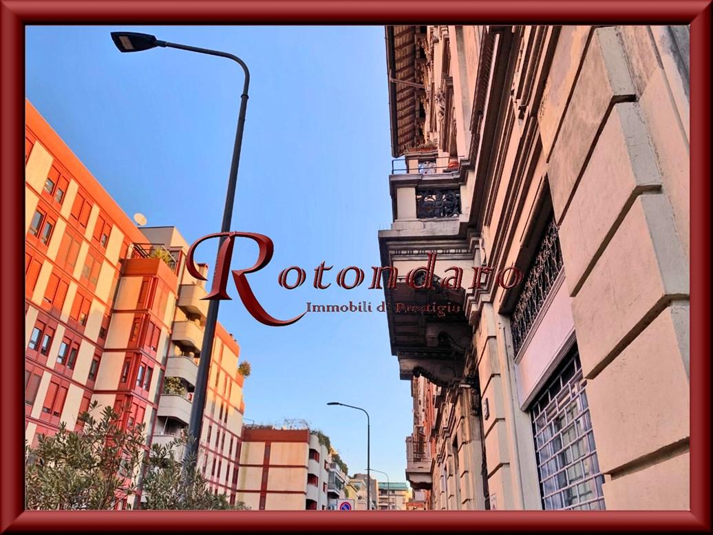 , Via Colonna, Milano