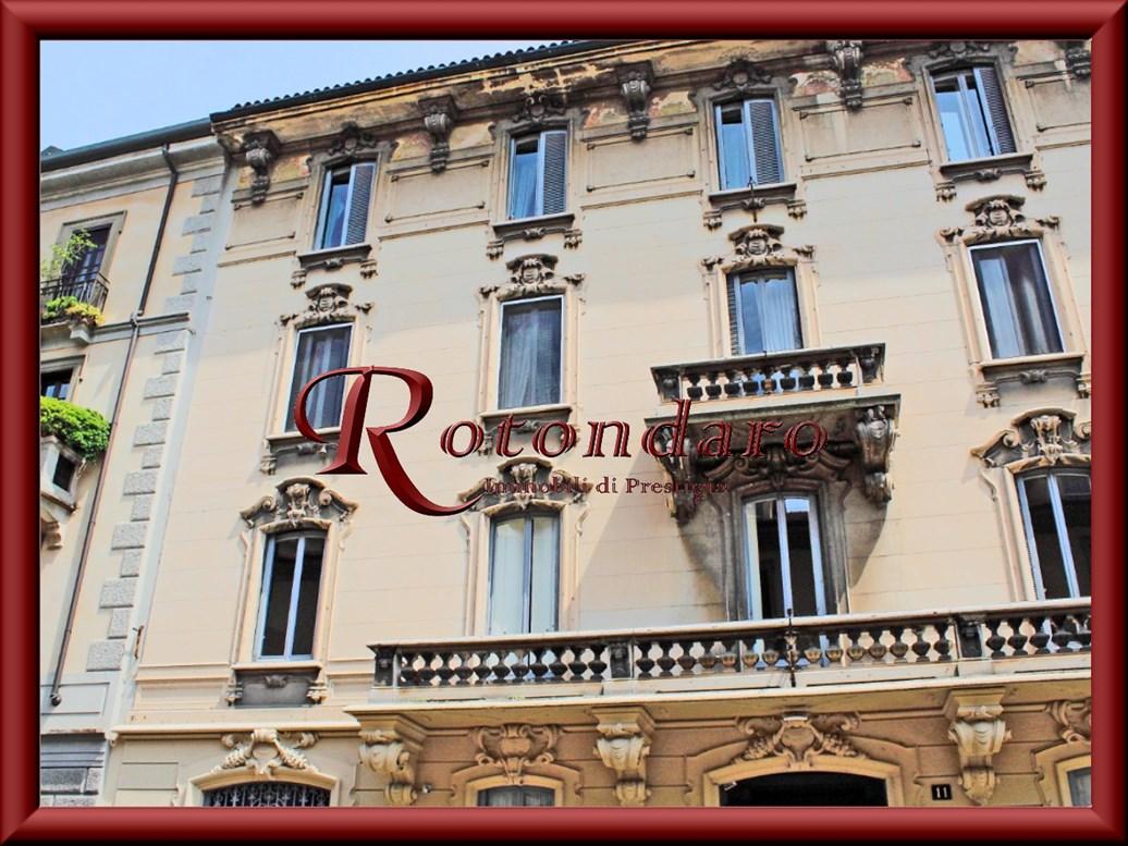 Appartamento in Affitto in Corso Magenta Milano