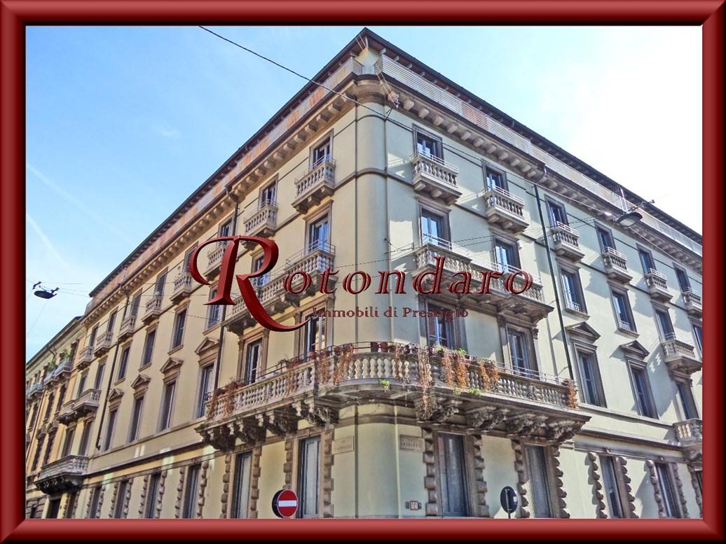 , Via Ariberto, Milano