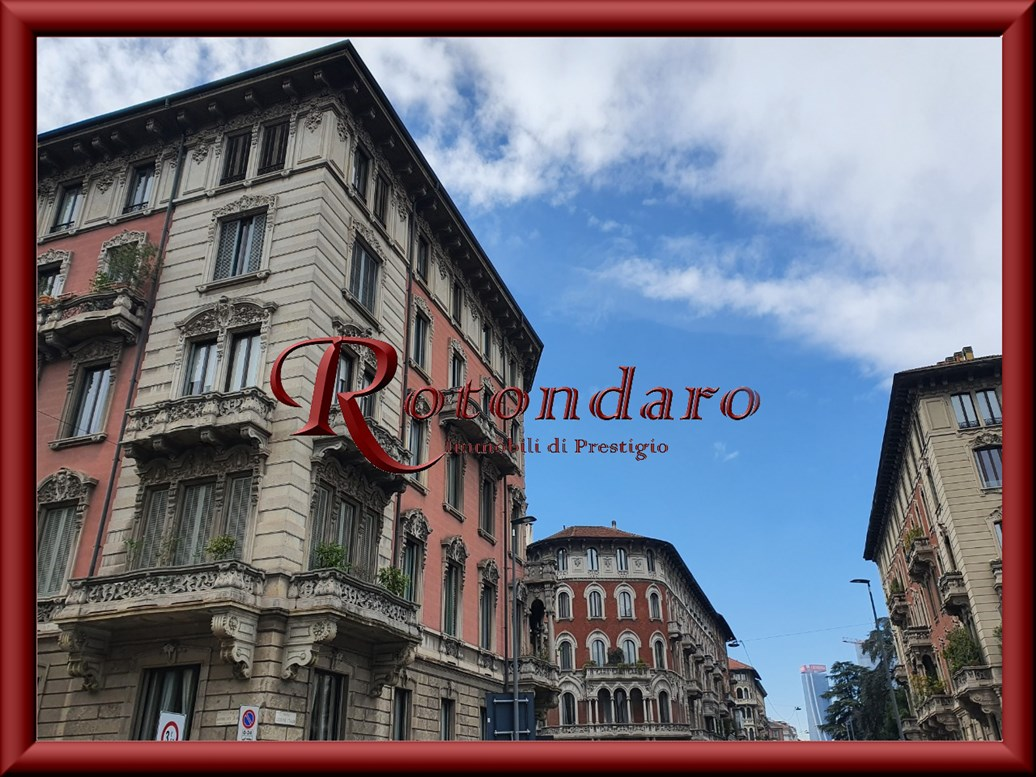 , Via Saffi, Milano