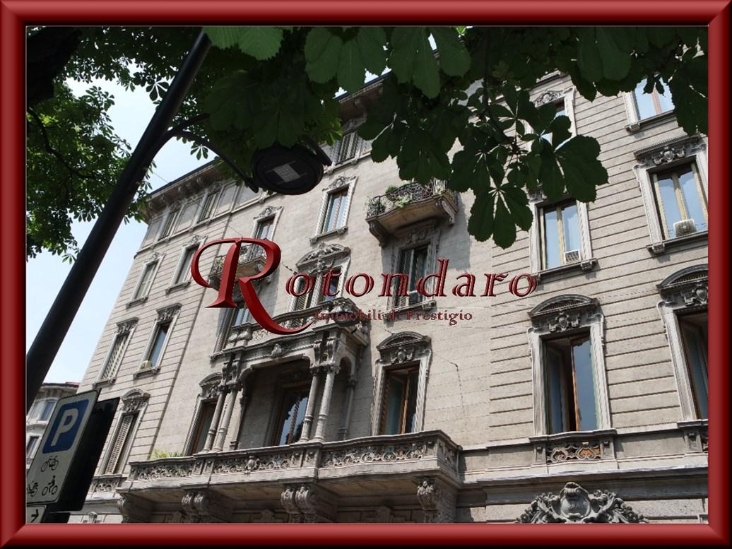 Appartamento in Affitto in Via Venti Settembre Milano