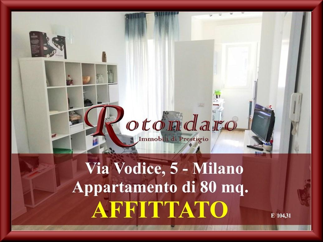 , Via Vodice, Milano