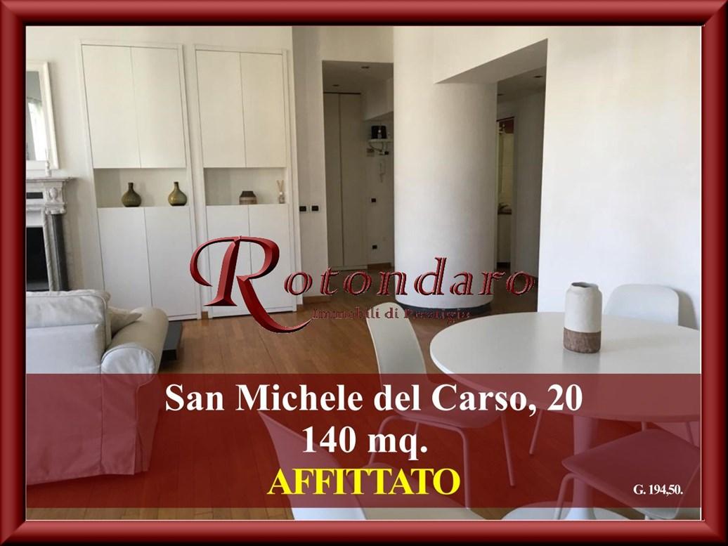 , Via San Michele del Carso, Milano