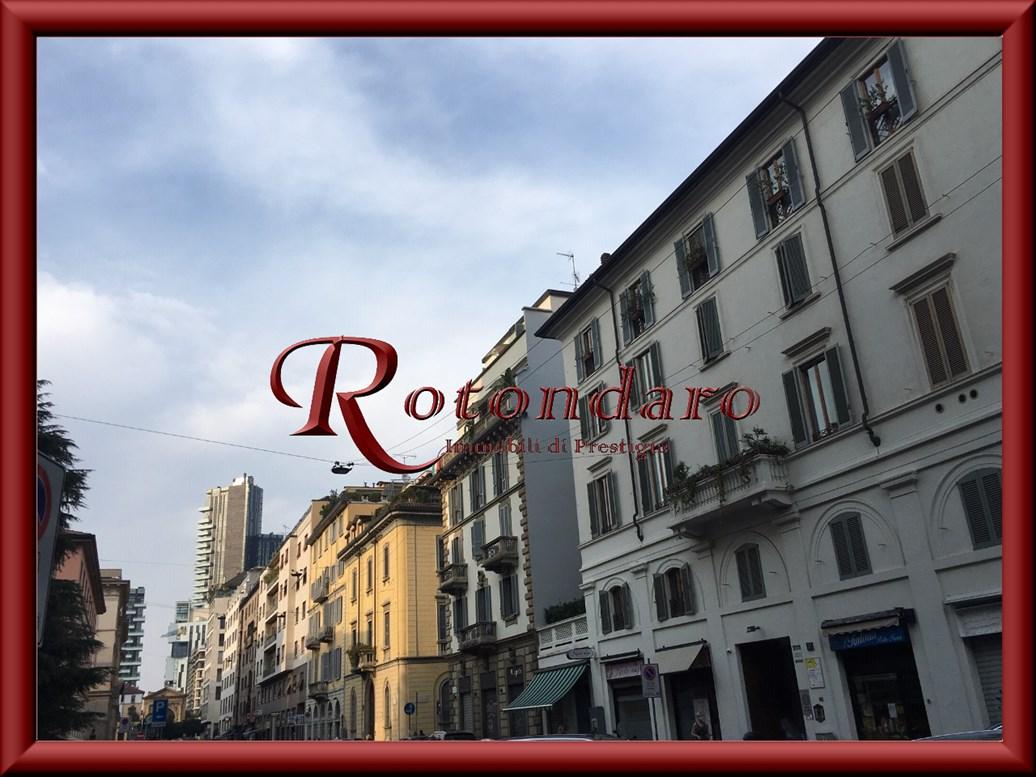 , Corso di Porta Nuova, Milano