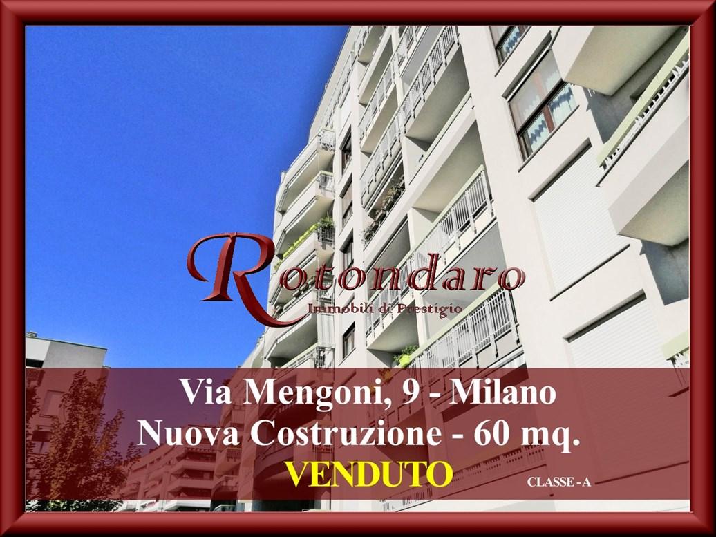 De Angeli, Vercelli, Washington  Appartamento in Vendita