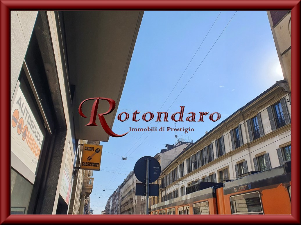 V Giornate, XXII Marzo, Porta Romana  Negozio in Vendita