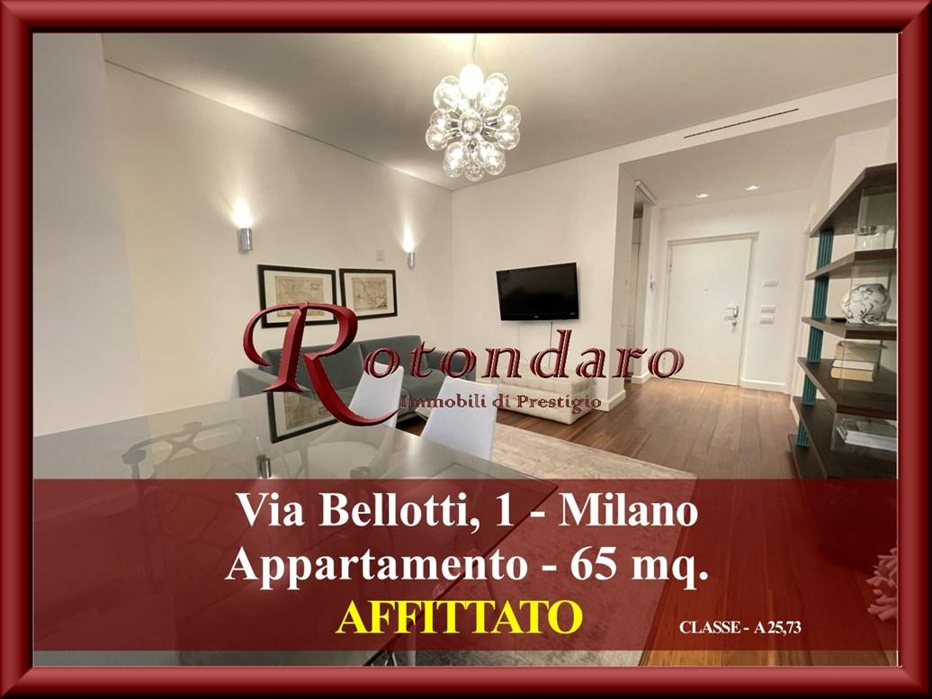 Appartamento in Affitto in Viale Piave Milano