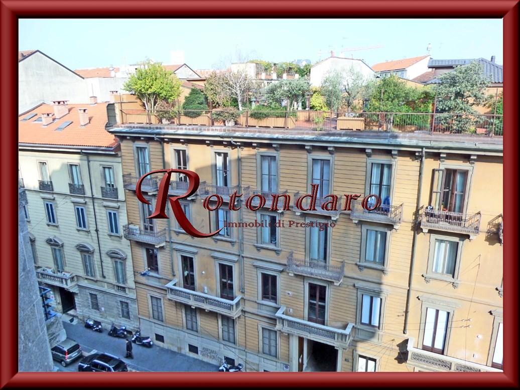 , Via Carducci, Milano