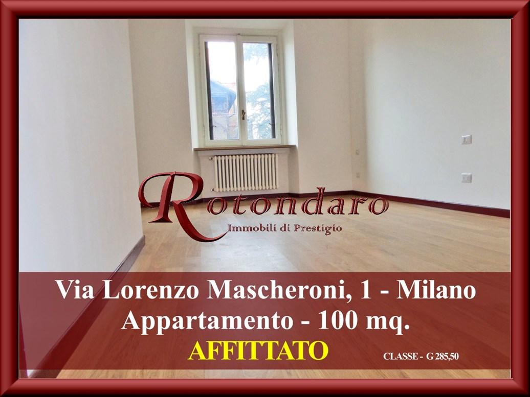 , Via XX Settembre, Milano