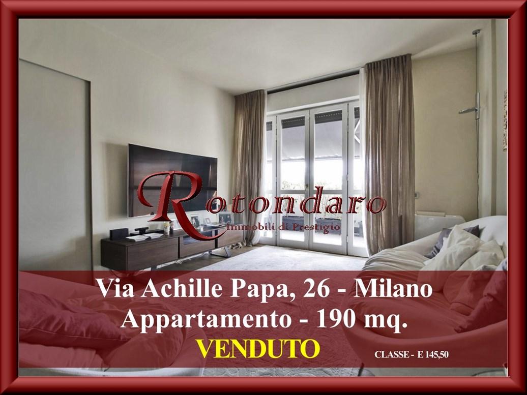 , Portello, Milano