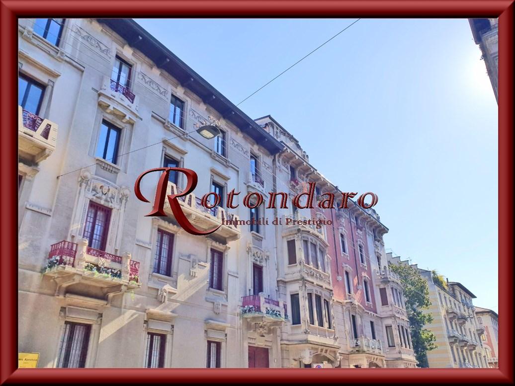 , Via Petrarca, Milano