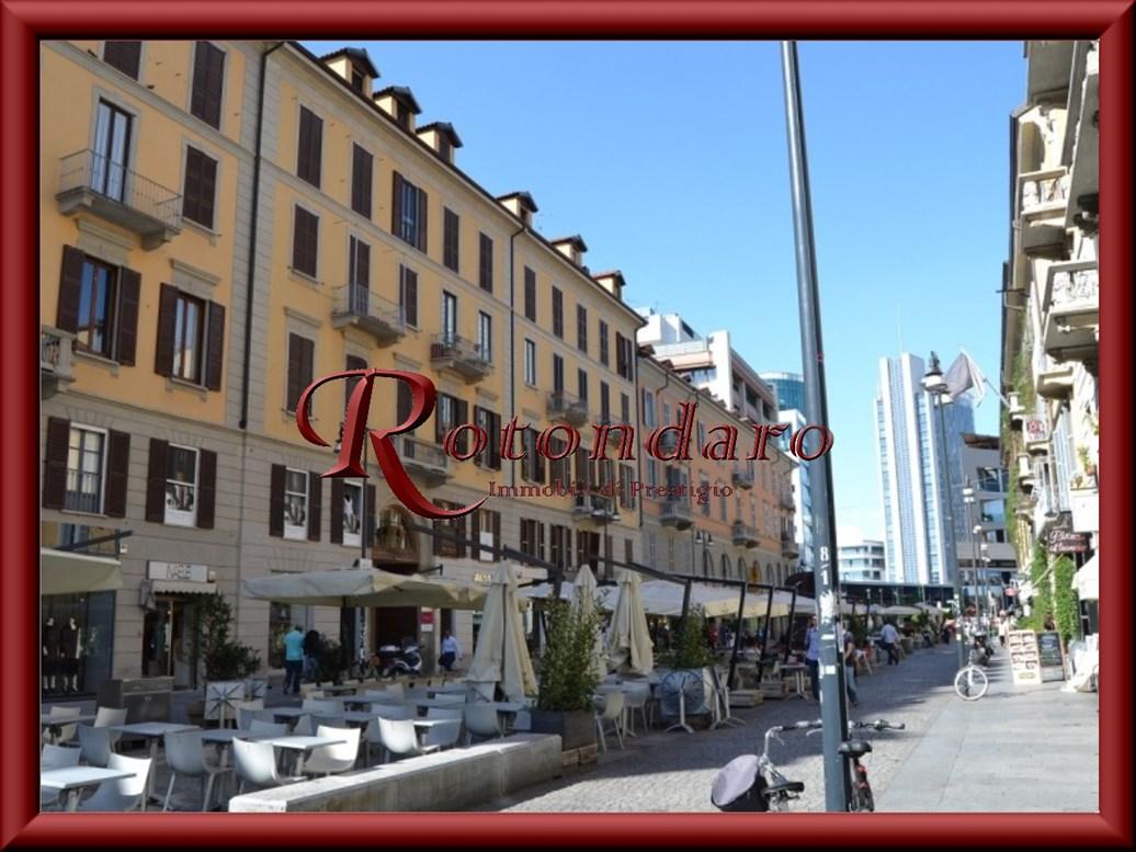 , Viale Montegrappa, Milano