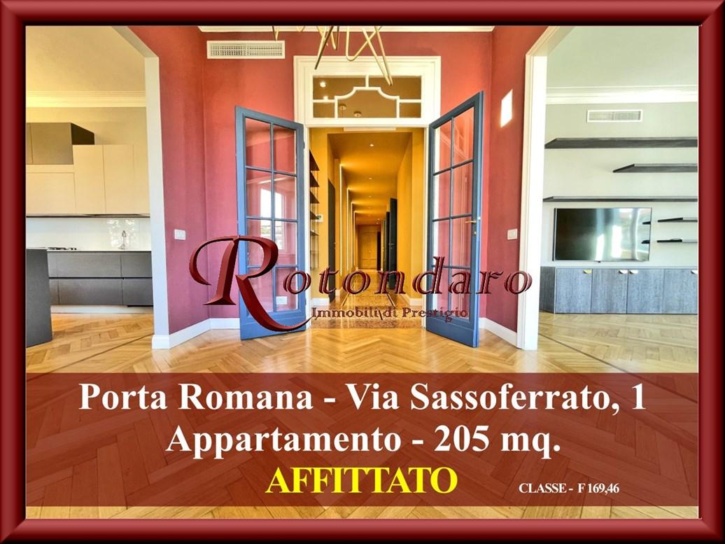 , Porta Romana , Milano
