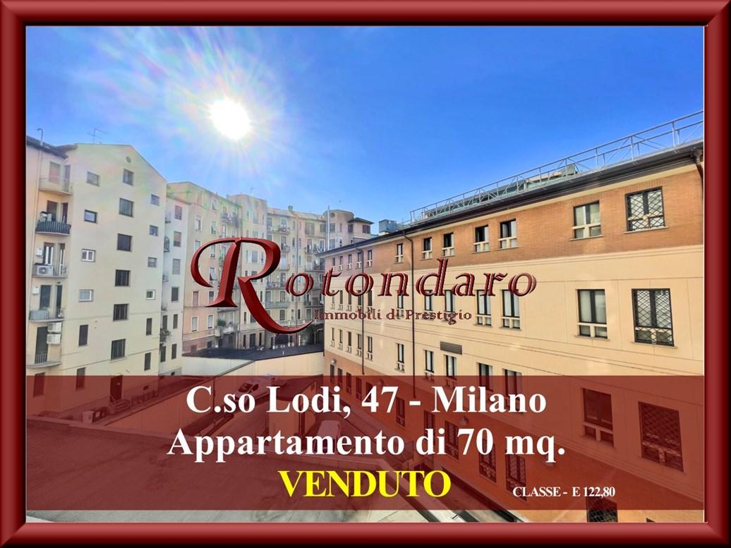 , Corso Lodi, Milano