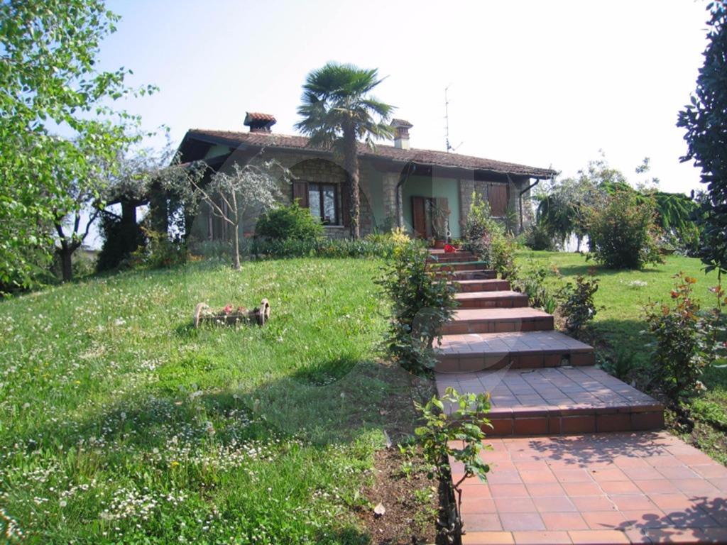 Villa in vendita a Montirone, 4 locali, prezzo € 280.000 | PortaleAgenzieImmobiliari.it