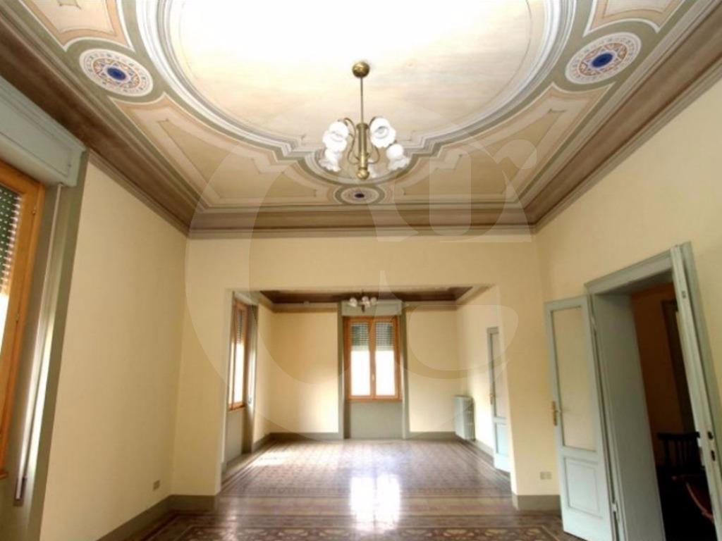 Manerbio splendida villa liberty in vendita
