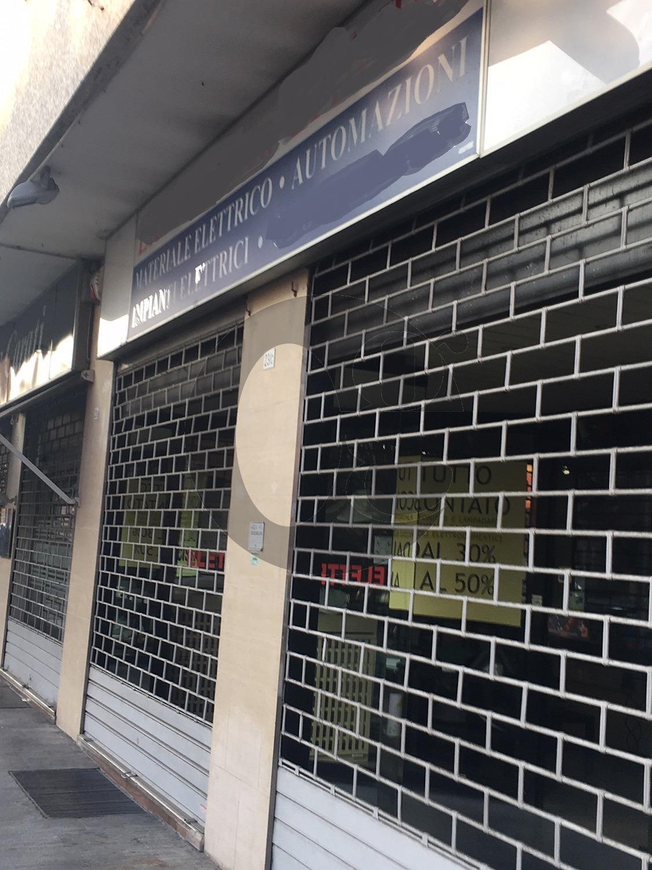 Brescia zona ring negozio libero in vendita