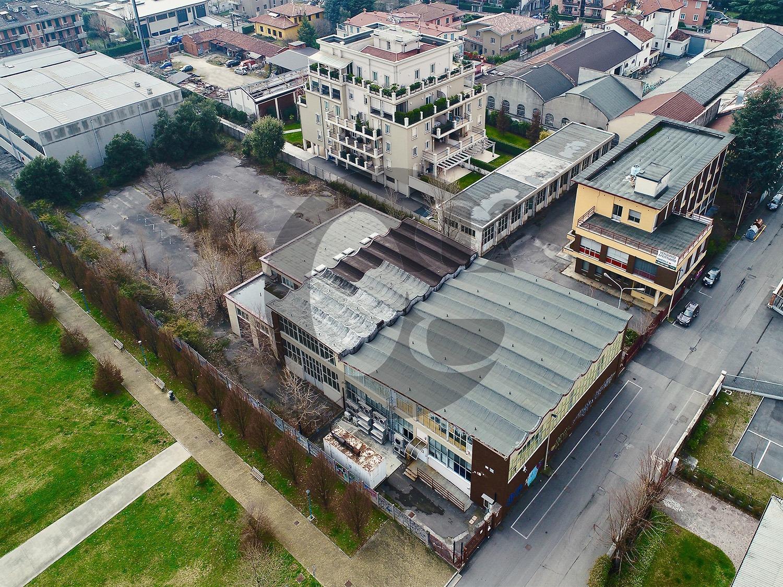Brescia nord interessante area edificabile in vendita