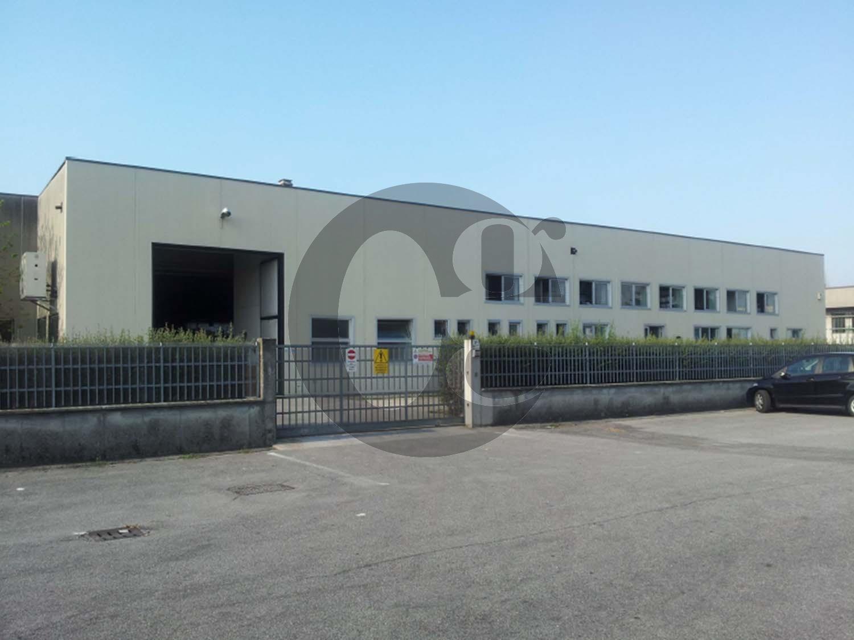 Capannone in vendita a Bassano Bresciano, 9 locali, prezzo € 500.000 | PortaleAgenzieImmobiliari.it