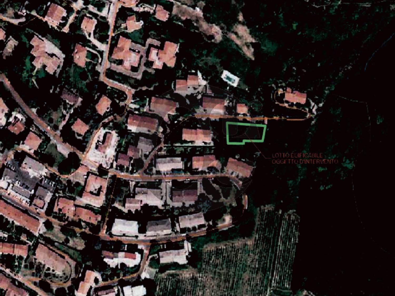 Brescia Ronchi bassi terreno residenziale in vendita