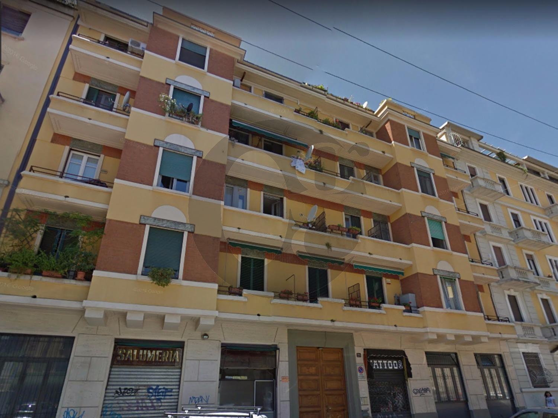 Milano città studi trilocale arredato in affitto