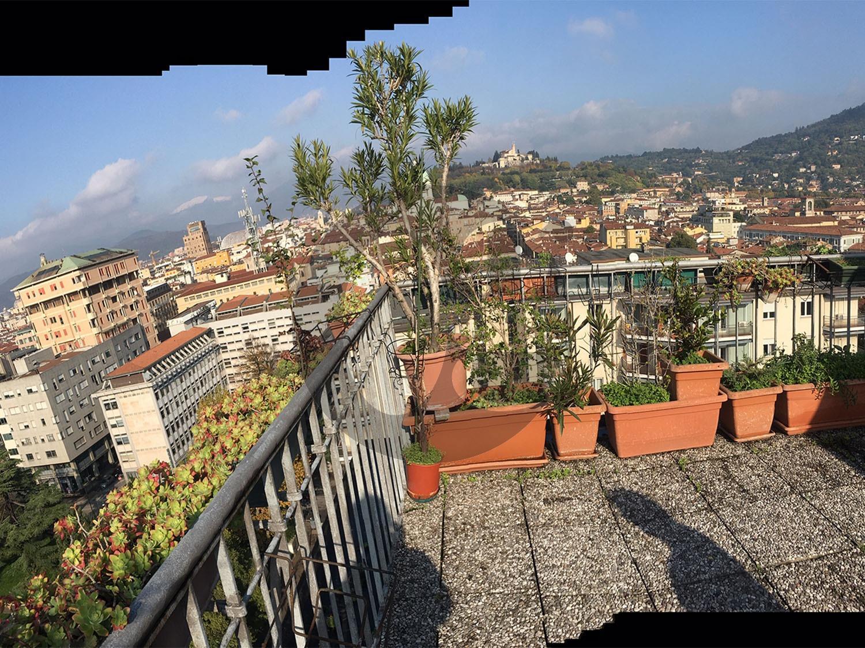 Brescia ring panoramico appartamento in vendita