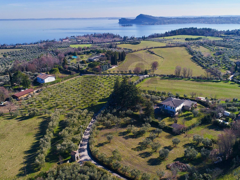 Lago Garda villa singola vicinanze Sal� in vendita