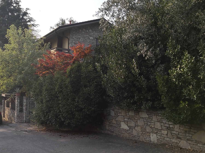 Brescia zona Ronchi panoramica villa in vendita