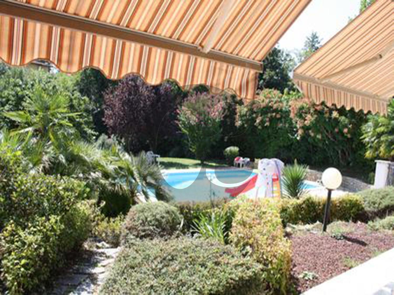 Soiano del Lago villa singola con piscina in vendita