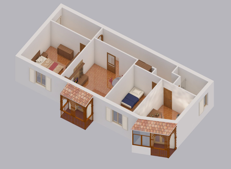 Appartamento in vendita a Roma, 3 locali, zona Zona: 28 . Torrevecchia - Pineta Sacchetti - Ottavia, prezzo € 150.000 | CambioCasa.it