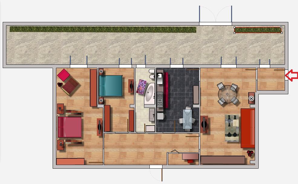 Appartamento in vendita a Roma, 4 locali, zona Zona: 27 . Aurelio - Boccea, prezzo € 379.000 | CambioCasa.it