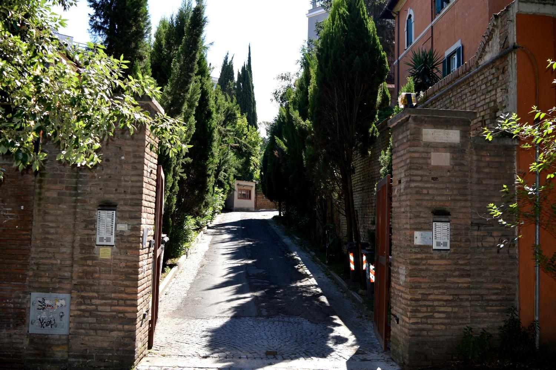 roma zona 17 aventino san saba piramide