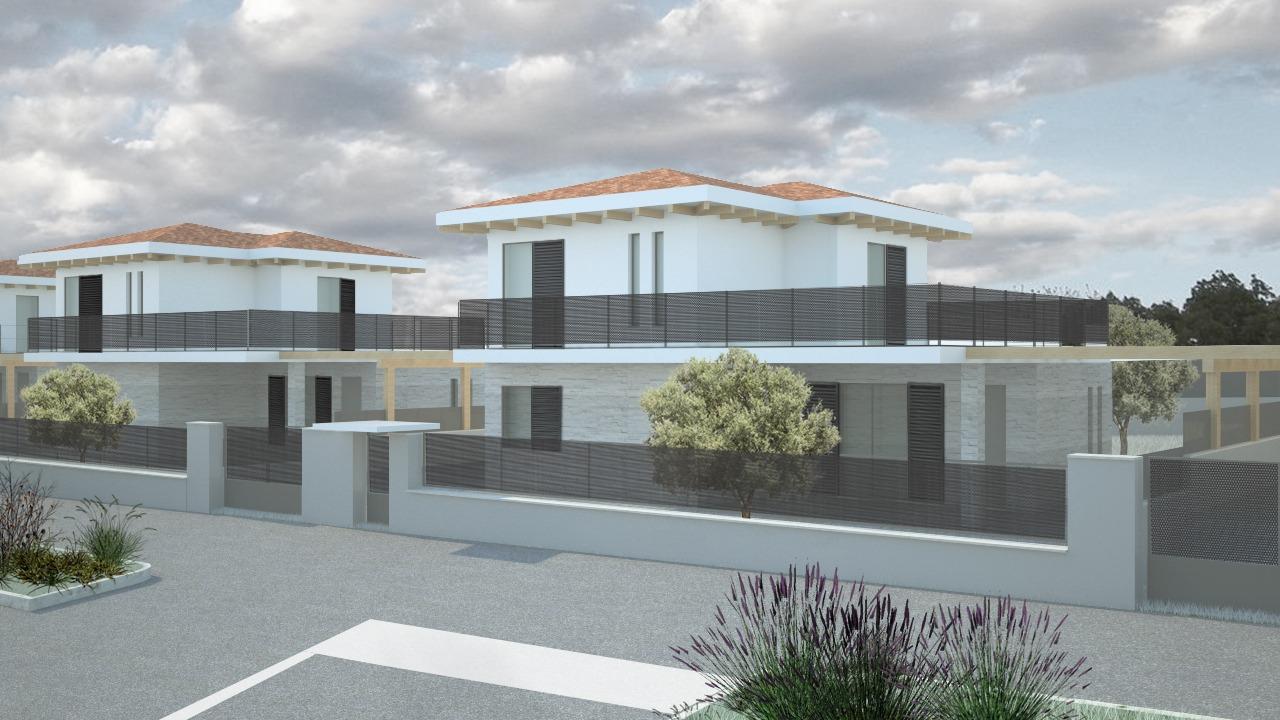 ALBANO LAZIALE -  Villa 4 locali € 370.000 T413