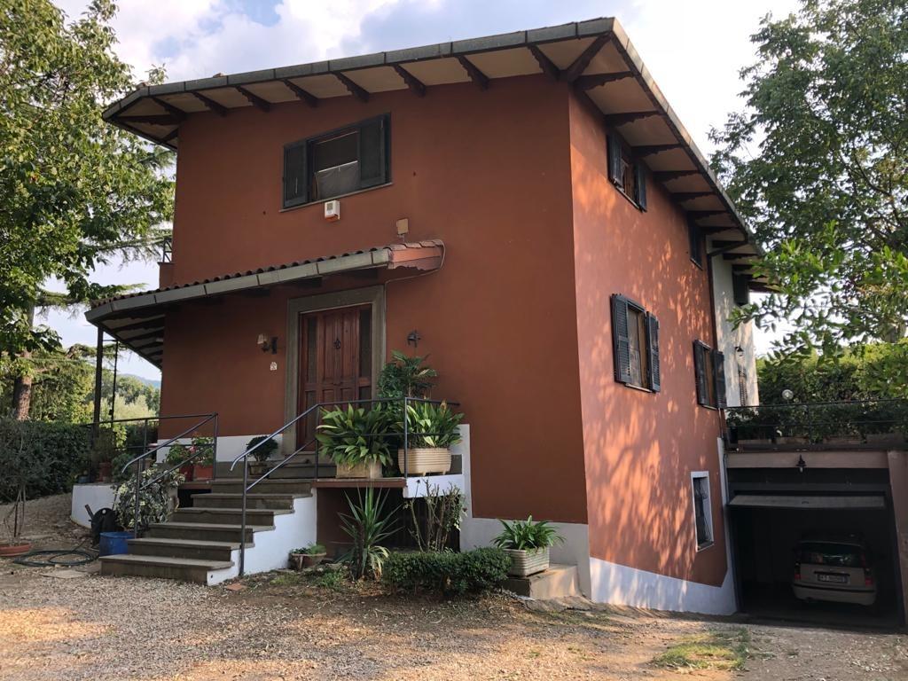 Frascati - Zona Valle Chiesa - T802