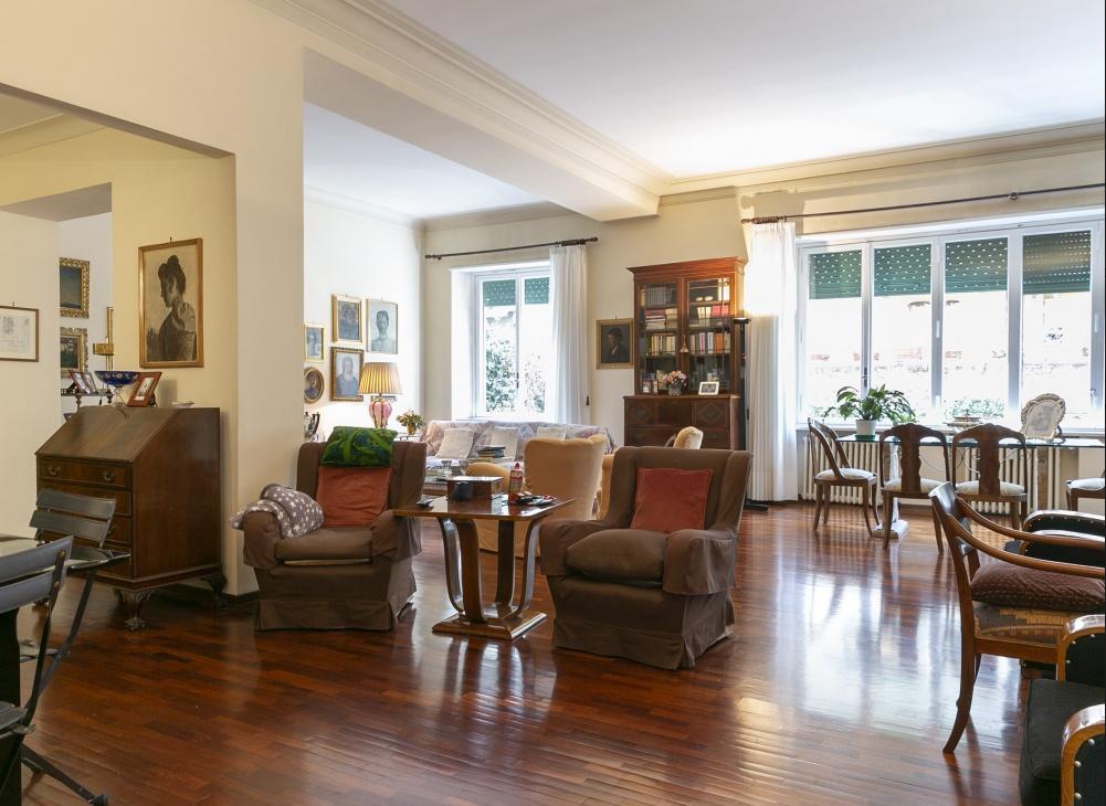 Appartamento in vendita a Roma, 5 locali, zona Zona: 2 . Flaminio, Parioli, Pinciano, Villa Borghese, prezzo € 1.000.000 | CambioCasa.it