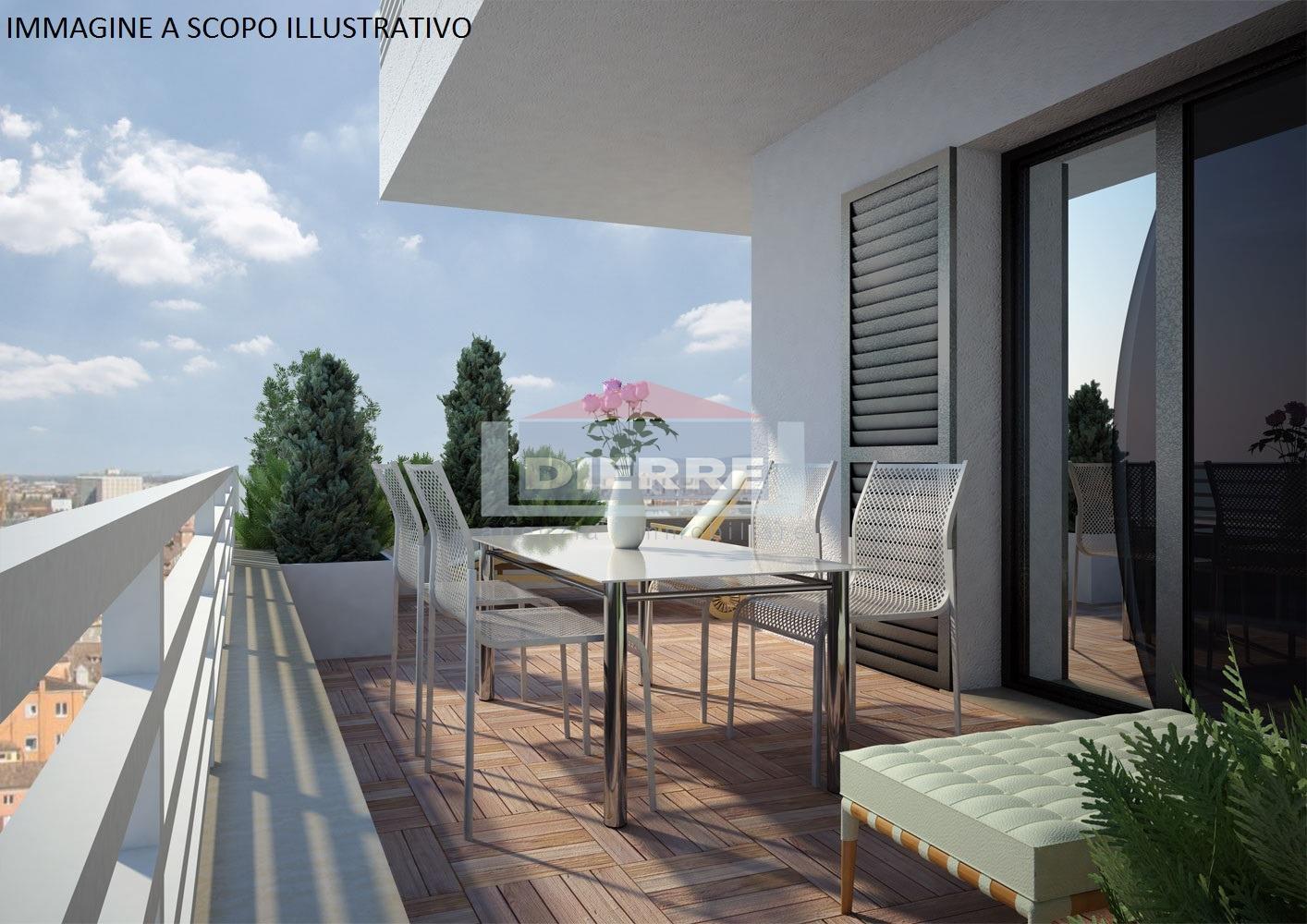 Attico / Mansarda in vendita a Carpi, 4 locali, prezzo € 318.000 | PortaleAgenzieImmobiliari.it